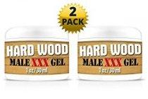 HARDWOOD MALE XXX GEL PARA AUMENTAR EL PENE PACK DE 2 FRASCOS 30 ML
