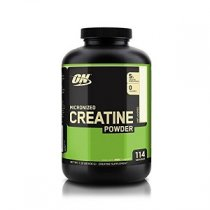 OPTIMUM NUTRITION CREATINE MAXIMA POTENCIA MUSCULAR 600 GRAMOS