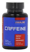 PROLAB CAFFEINE MAXIMA ENERGIA CORPORAL Y MENTAL 200MG 100 CAPS