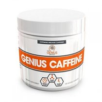 GENIUS CAFFEINE FORMULA PARA POTENCIAR LA ENERGIA 100 CAPS