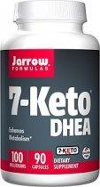 JARROW FORMULAS 7 KETO DHEA POTENCIADOR HORMONAL 90 CAPSULAS