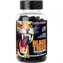 BLACK TIGER AVANZADO SUPLEMENTO DE TESTOSTERONA 100 CAPSULAS