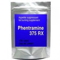 PHENTRAMINE 375 RX EFICIENTE SUPRESOR DEL APETITO 100 CAPSULAS