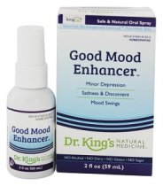 KING BIO GOOD MOOD ENHANCER FORMULA NATURAL ANTI ESTRES 59 ML
