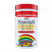 KRAKEN PUMP BY SPARTA NUTRITION PRE ENTRENO 290 GRAMOS