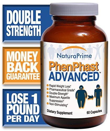 PhenPhast avanzada - doble resistencia de pérdida de peso rápida - garantizada!