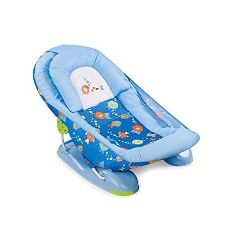 Verano infantil gran confort Baby Bather, pez burbuja