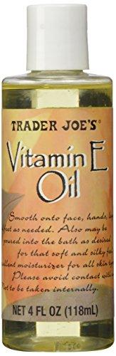 Aceite de vitamina Trader Joe E, 4 onzas