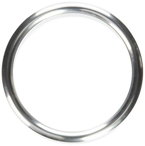 California las novedades aleación metálica mejora anillo del pene, grande