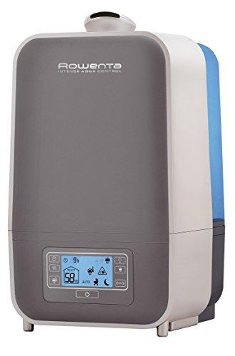 Rowenta HU5120 intensivo Control Aqua 360 ultrasonidos humidificador con el modo de único bebé, azul
