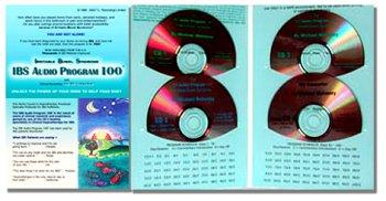 Programa de Audio de IBS 100 de autohipnosis de síndrome intestino Irritable-distribuidor oficial