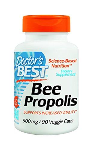 Mejor abeja propóleos suplemento del doctor, cuenta 90