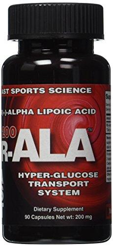 Ciencias del deporte AST R-ALA 200 R [+]-ácido alfa lipoico 200 mg, cápsulas, 90 cápsulas