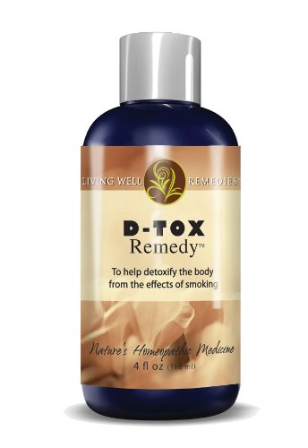 D-Tox remedio-D-Tox de fumar cigarrillo
