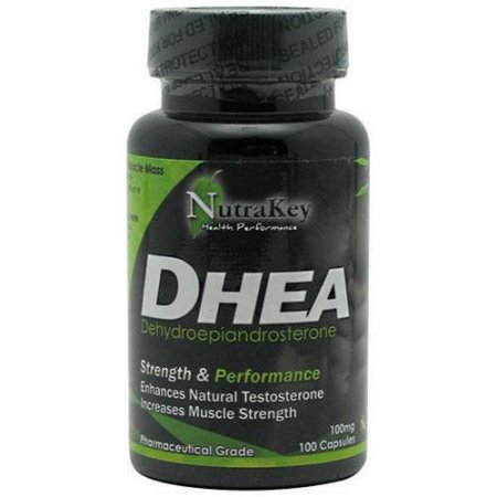 Nutrakey DHEA 100 mg 100 CT