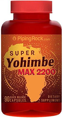 Super Yohimbe Max 2200 90 cápsulas