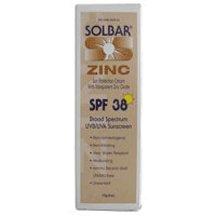 Zinc de SOLBAR SPF 38 4 oz.