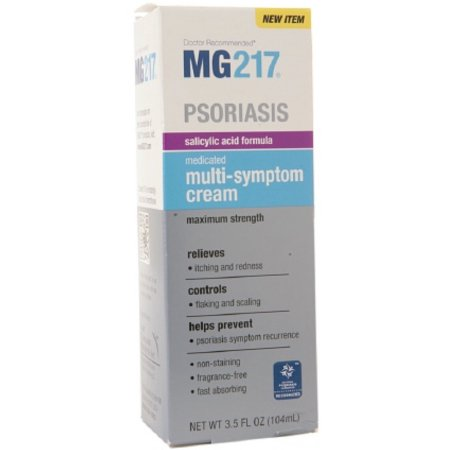 Psoriasis Medicated Multi-Symptom Cream 105ML MG217 4 CAJAS