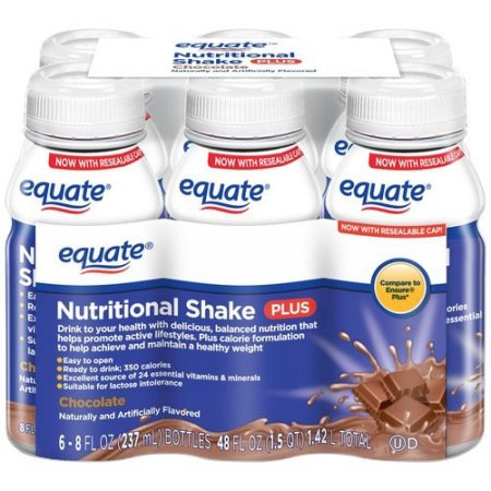 chocolate batido nutricional Plus 240ml 6 Frascos
