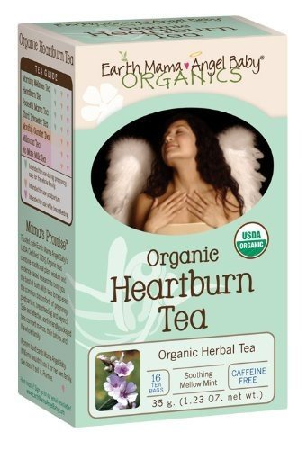 Organic Heartburn Tea 16 bolsas
