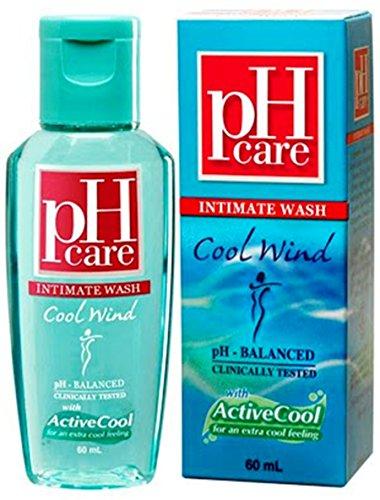 pH cuidado lavado íntimo viento fresco con activos humectantes frío 150ml