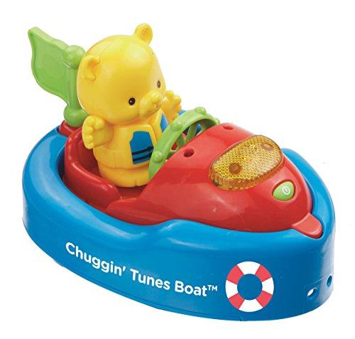 VTech Chuggin' Tunes barco juguete