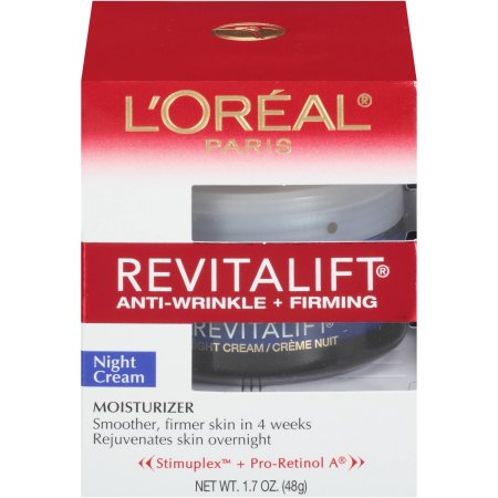 Paris Revitalift anti arrugas - Crema Reafirmante Noche