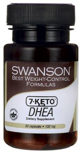 7-Keto 100 mg 30 Caps