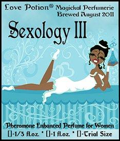 Potion® de amor ~ perfumado sexologia 1/3 FL. oz. feromona mejorado aceite de Perfume para las mujeres