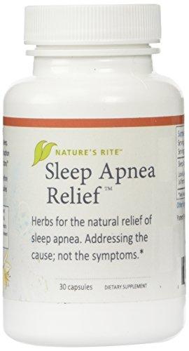 Apnea del sueño ayuda naturalezas rito 30 Caps