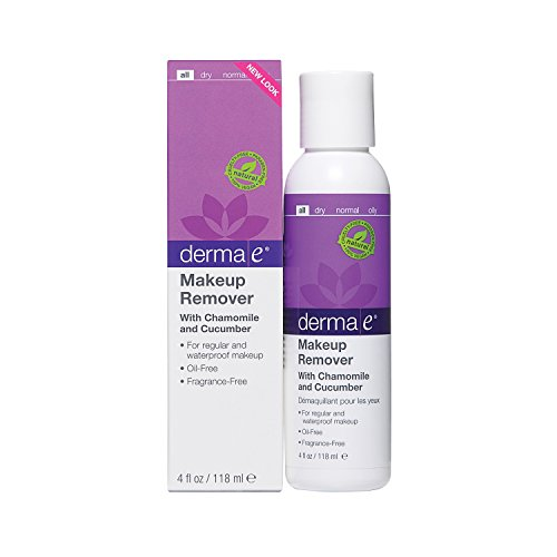 Derma E Natural Bodycare Eufrasia Eye Makeup Remover - 4 fl oz