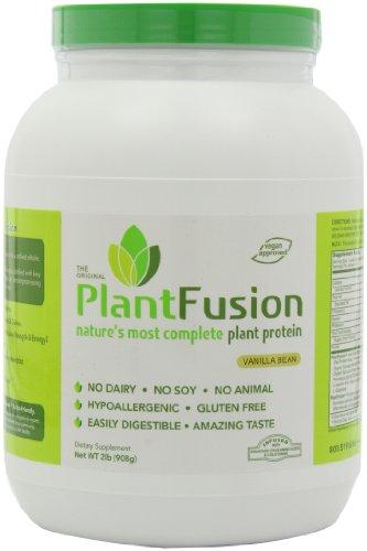 PlantFusion proteína de vainilla 2lb