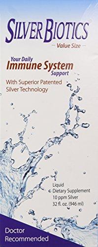 American Biotech Labs plata Biotics, 32 onzas de líquido