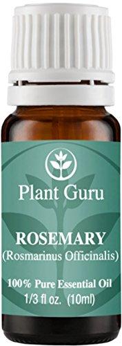 Aceite esencial de Romero. 10 ml. 100% puro, sin diluir, terapéuticas grado.