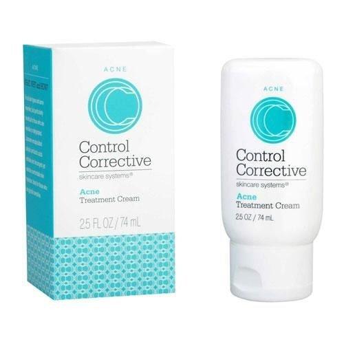 Crema de tratamiento control acné correctivo - 2.5oz