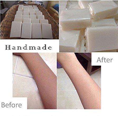 Profesional hecho a mano glutatión jabón 70 gramos