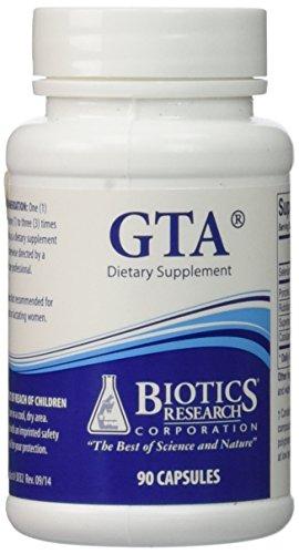 Biotics Research GTA 90 c