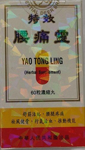 Yao Tong Ling (60comprimido)-ciervos celestiales