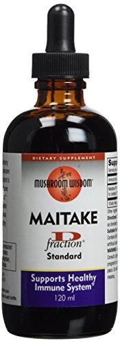 Extracto de Maitake-D Alcohol sabiduría seta gratis (antes productos de Maitake) 4 oz