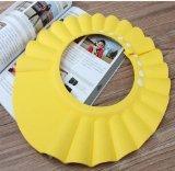 Nicerocker caja fuerte baño de champú baño proteger sombrero del casquillo suave para bebé (amarillo)