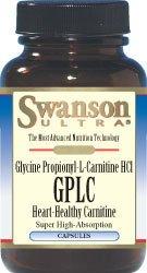 Glicina propionil-L-carnitina Hcl Gplc 840 mg 60 Caps