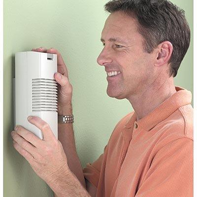 CitriSafe aire tratamiento solución pilas gabinete