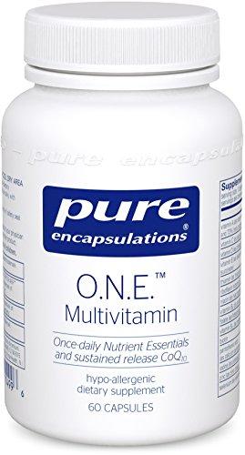 Puros encapsulados - O.N.E. multivitaminas 60 (FFP)