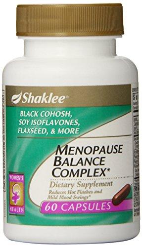 La menopausia Balance Complex 60 Count