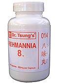 T-148 Dr. Tsung Rehmannia Hachimigan 8 pastillas (90 capsulas)