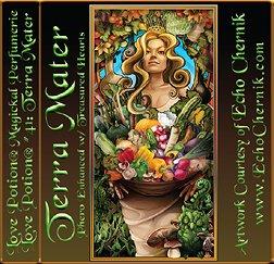 Amor Potion® Terra Mater ~ 1/3 FL. oz. feromona mejorado aceite de Perfume para las mujeres