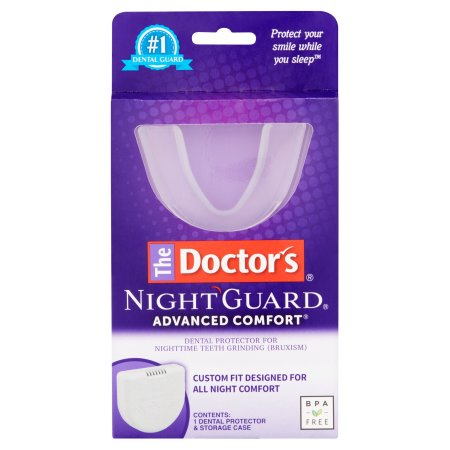 The Doctor's Guardia Noche Advanced Comfort Dental protector, 1.0 CT