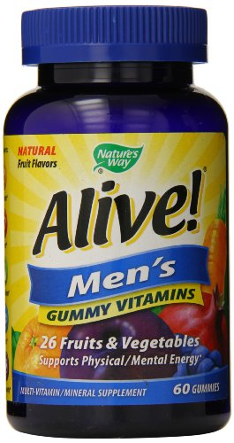 VIVO - Mens, multivitamina masticable TC 60