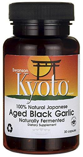 De años ajo negro 650 mg 30 Caps
