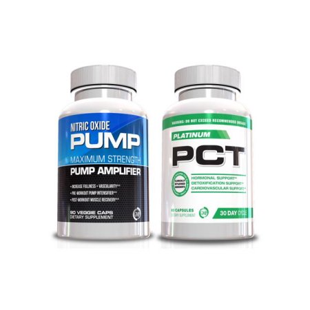 Male Performance Kit Oxido nítrico y PCT masculina Suplemento